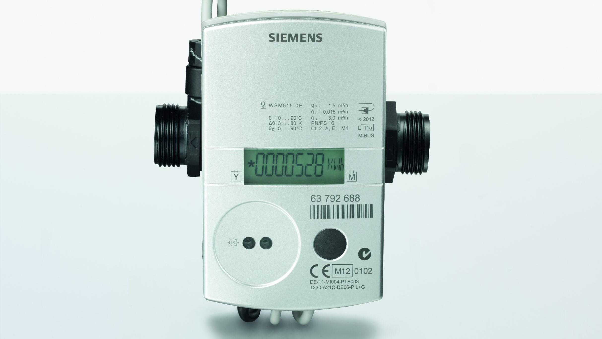 Ultrazvočni kalorimeter